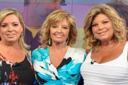 "La pelea que Terelu y Carmen Borrego ocultan: ""¡Te vas a cargar a la vieja!"""