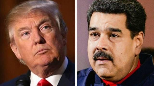 """EEUU dispuesto a """"negociar"""" con Maduro para lograr una """"salida feliz"""""""