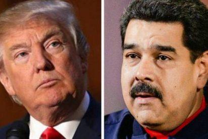 """Nicolás Maduro se 'baja los pantalones' con Trump: """"Dialoguemos"""""""