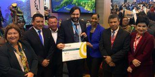 Fitur 2019: TUI, premiada por la promoción de Centroamérica  como multidestino