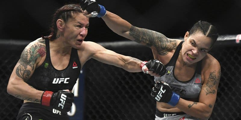 La campeona de MMA que perdió su invicto reclama a la UFC trato irrespetuoso