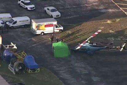 Un helicóptero decapita a una persona en Florida