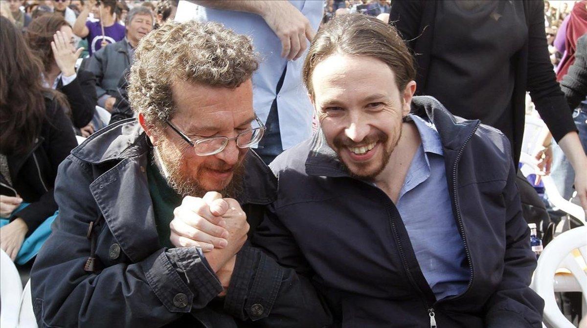 El padre de Pablo Iglesias también quiere comprarse un casoplón a costa de la política más progresista
