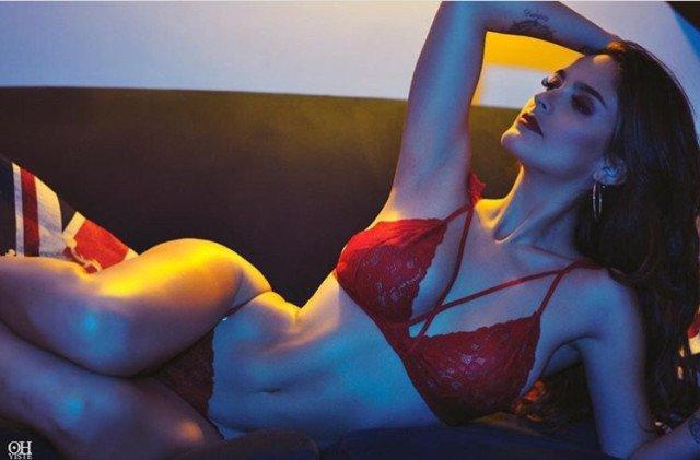 La hermosa colombiana que tuvo sexo con el futuro esposo de Yei Love
