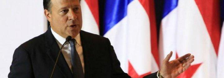 """Presidente Varela: """"Es una gran alegría recibir al Papa Francisco en Panamá"""""""