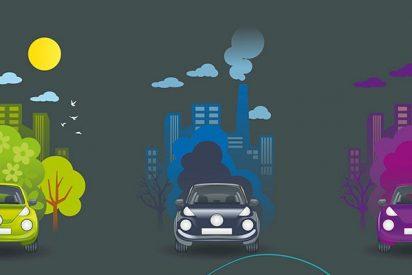 Estas son las diferencias entre los coches eléctricos, híbridos e híbridos recargables