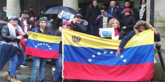 GUAIDÓ, LOS DEMOCRATAS VENEZOLANOS LLAMAN DE NUEVO A LA MOVILIZACION POR LA LIBERTAD Y DEMOCRACIA DE VENEZUELA