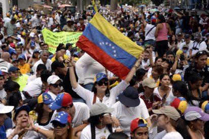 Calendario completo de las manifestaciones venezolanas en Madrid contra la dictadura de Maduro