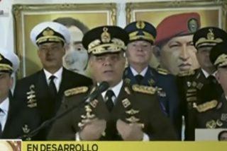 """El ejercito del dictador Maduro tilda la autoproclamación de Guaidó de """"golpe de Estado"""""""