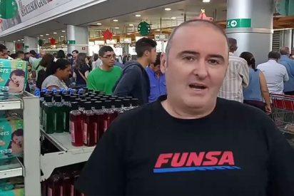 El vídeo que muestra la realidad en los supermercados venezolanos