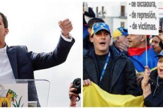 """La dictadura chavista se desmorona: Trump reconoce a Juan Guaidó como """"presidente interino"""" de Venezuela"""