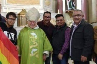 """Obispo de Saltillo, a los LGBT: """"Tienen un trabajo importante que hacer en la Iglesia"""""""