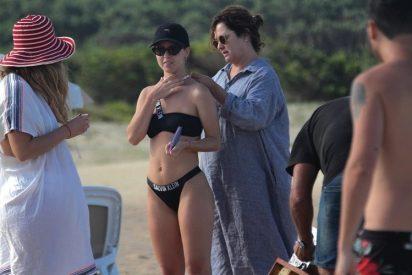 Las fotos de la hija de Ricardo Darín en un sensual bikini