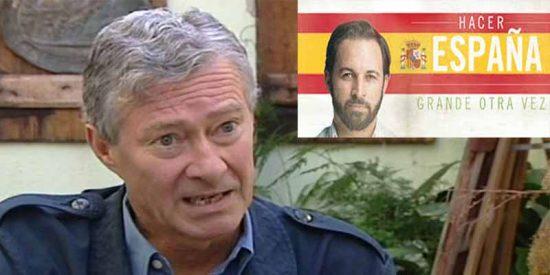 """Jorge Verstrynge: """"Yo he sido fascista y por eso sé que VOX no lo es"""""""