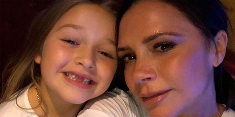 Lluvia de estacazos a Victoria Beckham por lo que ha hecho a su hija de 7 años