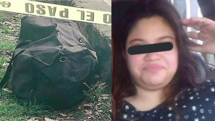 Video: Sicario ejecuta a la mujer que asesinó y metió en una maleta a una niña de 14 años