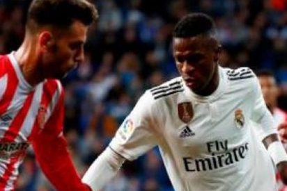 Vinícius, enamora al Bernabéu