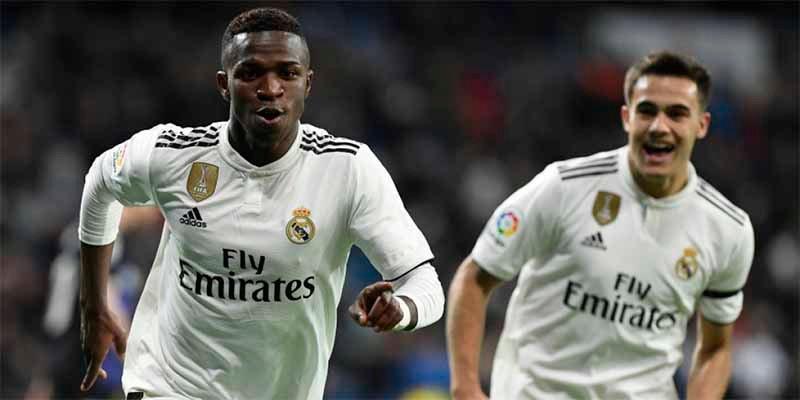 El Real Madrid tiene nuevo Rey y se llama Vinícius Junior