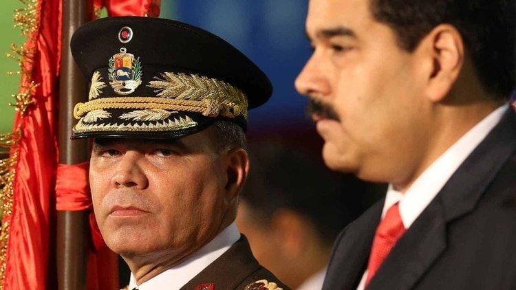 """El ministro de Defensa de Venezuela: Los militares están """"dispuestos a morir"""" por Nicolás Maduro"""