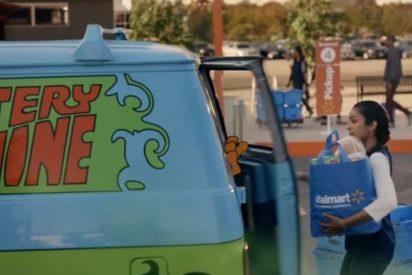 El curioso anuncio de Walmart con los vehículos más conocidos del mundo