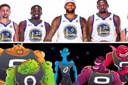 """Cuándo será el estreno de los """"Monstars"""", el quinteto al estilo """"Space Jam"""" que promete hacer historia en la NBA"""