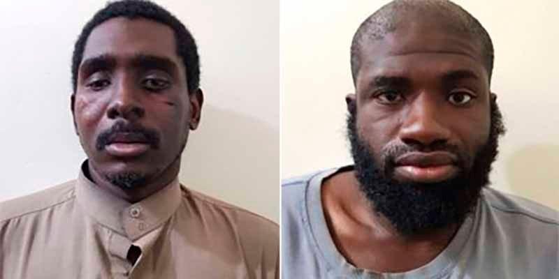 Las milicias kurdas atrapan en Siria a dos estadounidenses que asesinaban para el ISIS