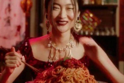 "El anuncio ""racista"" de Dolce&Gabbana que casi arruina la carrera de esta modelo"