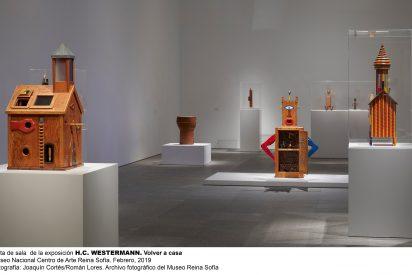 H. C. Westermann, escultor de paradojas