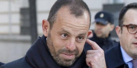 La Audiencia Nacional deja en libertad a Sandro Rosell, tras dos años de prisión provisional