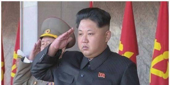 """El tirano Kim Jong-un señala a EEUU como el """"mayor enemigo"""" de Corea del Norte"""
