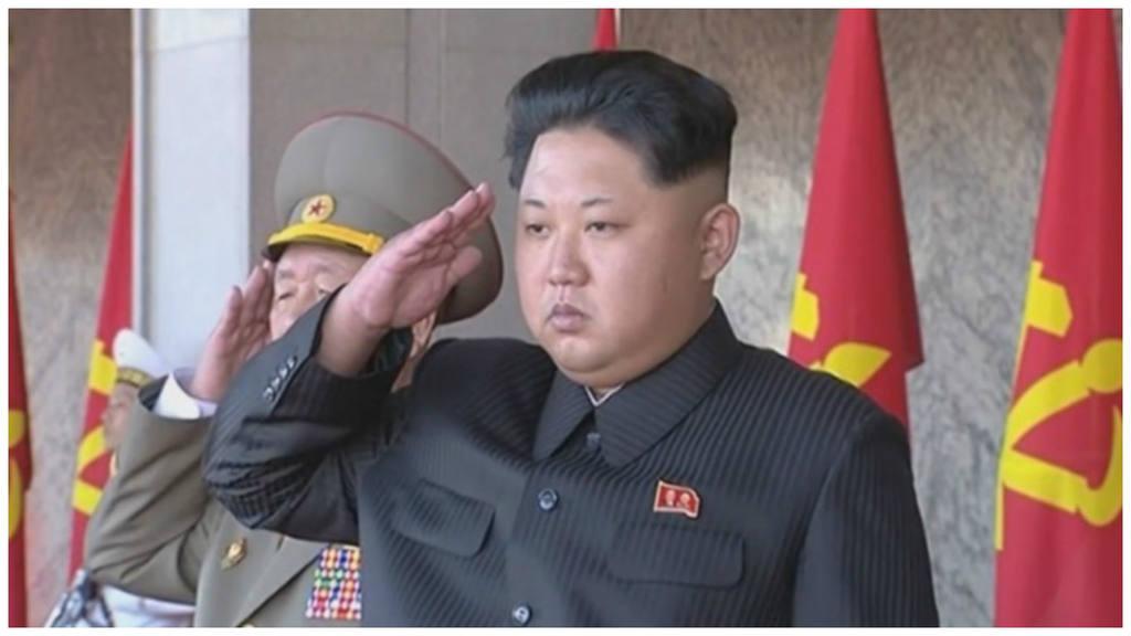 La desesperada carrerita del intérprete de Kim Jong-un que te va a dejar sin aliento