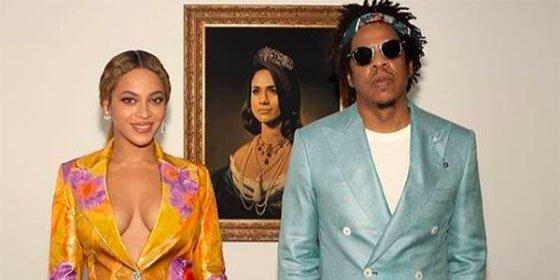 Beyoncé y Jay-Z hacen su particular homenaje a Meghan Markle