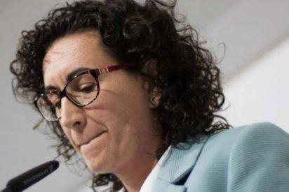 La foto que deja bizca perdida a Marta Rovira tras alabar al 'pacifista' Junqueras
