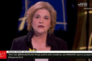 La sucia candidatura secesionista que vende Pilar Rahola en TV3 tras su brutal subida de sueldo