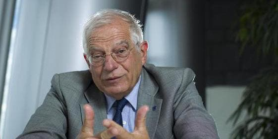 """El presidente Guaidó desmiente al socialista Borrell y afirma que el viaje de González Pons era """"oficial"""""""