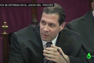 La nueva acusación de VOX en el juicio que deja a Junqueras con los ojos fuera de las órbitas