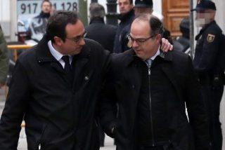 """La tronchante petición al Tribunal Supremo de Sànchez, Rull y Turull para evitar ser """"humillados"""""""