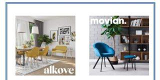Movian y Alkove muebles escandinavos calidad-precio en Amazon 👌