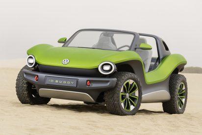 El 'buggy' eléctrico de Volkswagen que viene del futuro