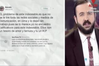 La guerra de Mejide contra Espada se le va de las manos con 'insultos' a Herrera, Sostres y Girauta