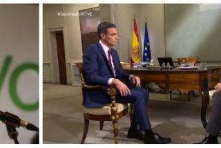 Los diez segundos que retratan el odio de TVE a Vox: Carlos 'Pinganillo' le niega a Abascal participar en los debates