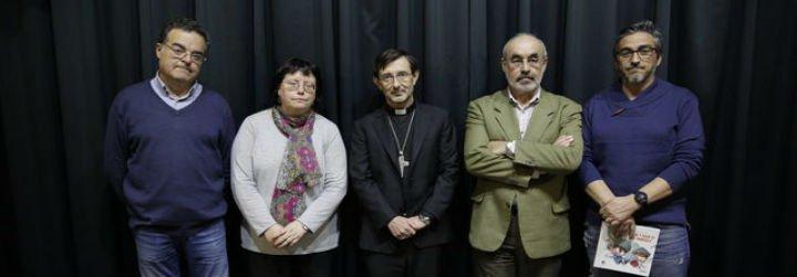 """José Cobo, obispo auxiliar de Madrid: """"Sueño con una Iglesia que sea territorio seguro para los menores"""""""