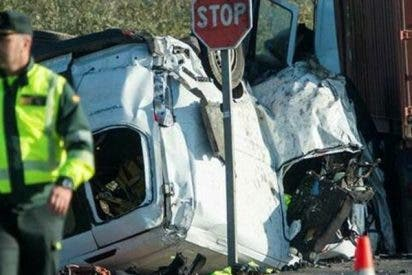"""Según la hermana de uno de los cinco muertos en Utrera: """"El camionero se durmió"""""""