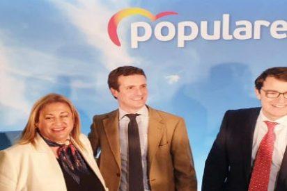 """Fernández Mañueco: """"para ganar las elecciones municipales, autonómicas y europeas hay que ganar primero las generales"""""""