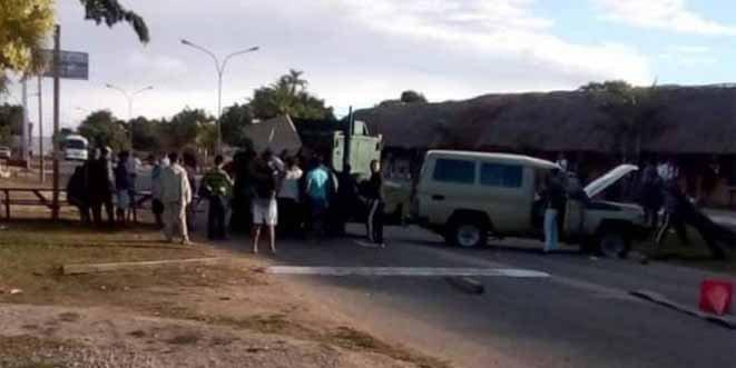Ejército chavista realizó un ataque armado contra una comunidad indígena venezolana