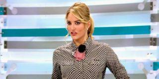 """Alba Carrillo, acorralada en 'Ya es mediodía', termina hablando de su relación con Courtois: """"No estoy enamorada"""""""