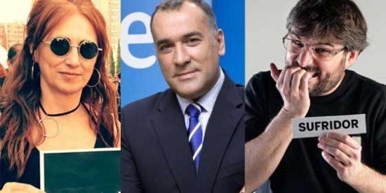 La jefa de Fortes admite en público que su editorial a favor de Jordi Évole fue una cagada pero se niega a cesarle
