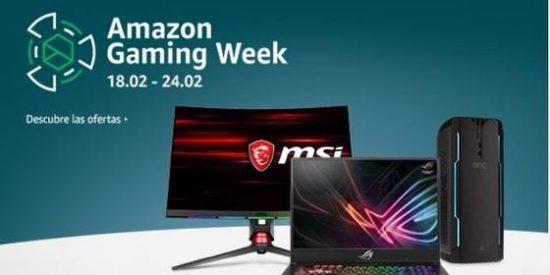 Amazon Gaming Week 2019, con descuentos de hasta – 67%