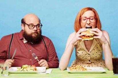 ¿Sabías que el amor engorda?: en relaciones estables se aumenta de media 4,5 kilos