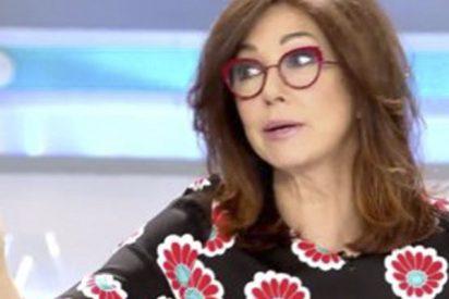 """Ana Rosa Quintana se cabrea, y mucho, con un tertuliano de su programa: """"¡Ya!"""""""